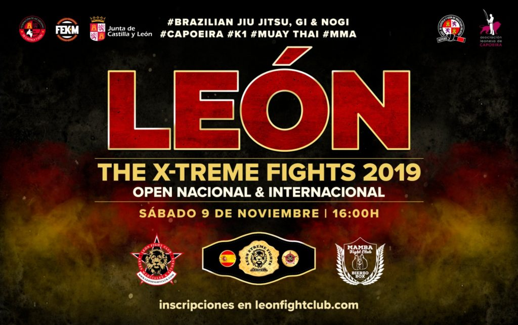 Leon x-treme fights 2019