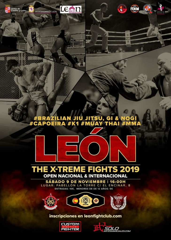 Cartel León x-treme fights 2019